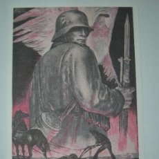 Postales: POSTAL WEHRMACHT(REPRO.). Lote 26753938