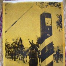 Postales: EN LA FRONTERA RUSO SOVIETICA, POSTAL. Lote 26318868
