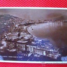 Postales: NAPOLI A ALICANTE JUNIO 1939 .- CENSURADA EN ALICANTE. Lote 9968801