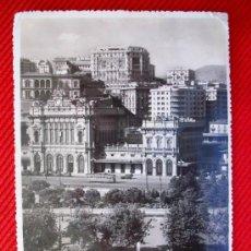 Postales: DE ITALIA A ALICANTE - 1939 - CENSURA MILITAR EN VALENCIA. Lote 9969079