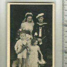 Postales: FOTO ORIGINAL DE UN SOLDADO ALEMÁN 2ª G.M.. Lote 18358567
