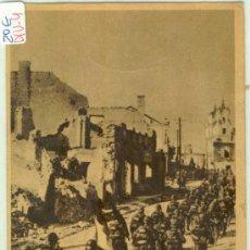 Postales - (DIV-4)POSTAL DE LA DIVISION AZUL-LA CRUZADA EUROPEA CONTRA EL BOLCHEVISMO - 17690237