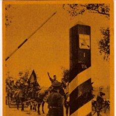 Postales: 2209 - LA DIVISION AZUL - LA CRUZADA EUROPEA CONTRA EL BOLCHEVISMO - SERIE I, CUADRO 4. Lote 23211611