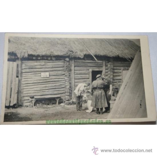 FOTOGRAFIA POSTAL DE LA SEGUNDA GUERRA MUNDIAL (Postales - Postales Temáticas - II Guerra Mundial y División Azul)