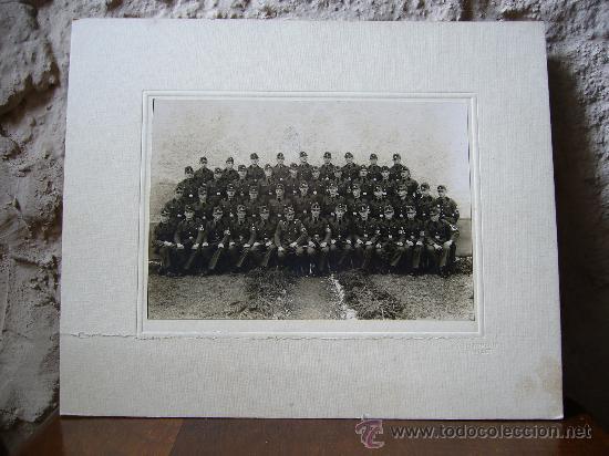 FOTOGRAFÍA ORIGINAL SOBRE CARTÓN ALEMANIA 2ª GUERRA MUNDIAL RAD 27 CM X 22 CM (Postales - Postales Temáticas - II Guerra Mundial y División Azul)