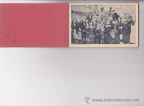 ALBUM DE 11 VISTAS LIBERATION DE BARR 28 NOVIEMBRE 1944 (Postales - Postales Temáticas - II Guerra Mundial y División Azul)