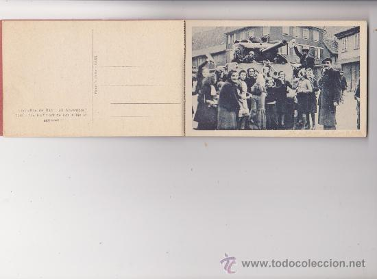Postales: Album de 11 vistas liberation de Barr 28 noviembre 1944 - Foto 2 - 26215823