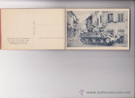 Postales: Album de 11 vistas liberation de Barr 28 noviembre 1944 - Foto 3 - 26215823
