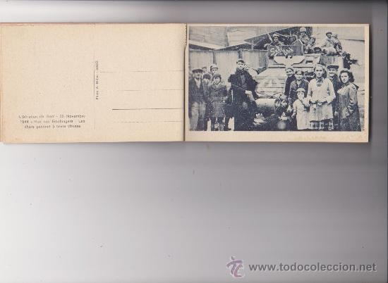 Postales: Album de 11 vistas liberation de Barr 28 noviembre 1944 - Foto 4 - 26215823