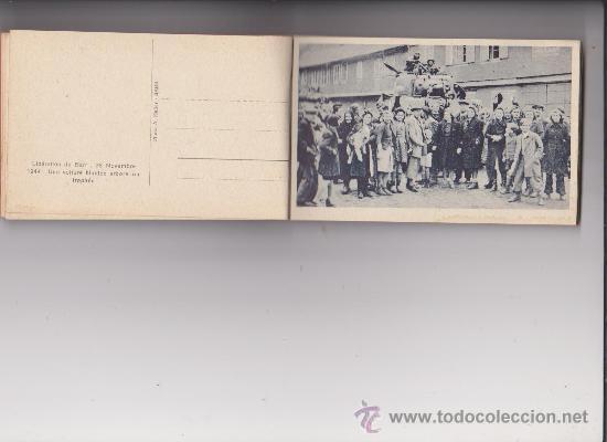 Postales: Album de 11 vistas liberation de Barr 28 noviembre 1944 - Foto 5 - 26215823