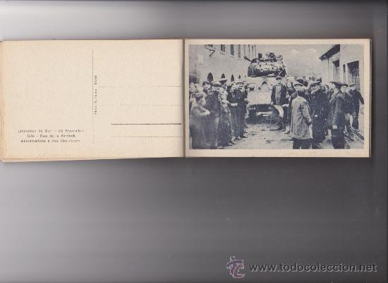 Postales: Album de 11 vistas liberation de Barr 28 noviembre 1944 - Foto 6 - 26215823