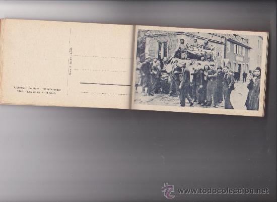 Postales: Album de 11 vistas liberation de Barr 28 noviembre 1944 - Foto 7 - 26215823