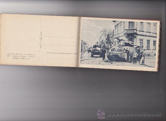 Postales: Album de 11 vistas liberation de Barr 28 noviembre 1944 - Foto 8 - 26215823