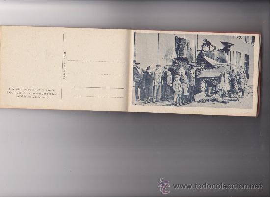 Postales: Album de 11 vistas liberation de Barr 28 noviembre 1944 - Foto 9 - 26215823
