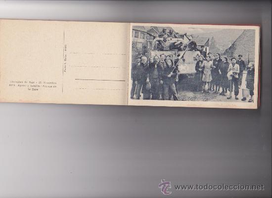 Postales: Album de 11 vistas liberation de Barr 28 noviembre 1944 - Foto 10 - 26215823