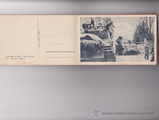 Postales: Album de 11 vistas liberation de Barr 28 noviembre 1944 - Foto 11 - 26215823