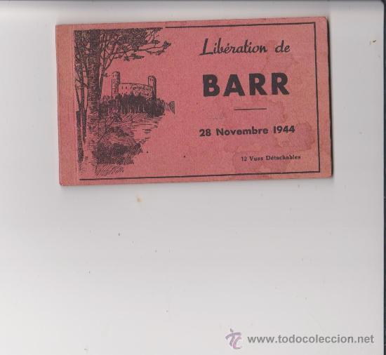 Postales: Album de 11 vistas liberation de Barr 28 noviembre 1944 - Foto 12 - 26215823