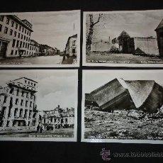 Postales: LOTE DE 16 POSTALES DE EDIFICIOS Y LUGARES DE BERLIN, ANTES Y DESPUES DE LA II GUERRA MUNDIAL.. Lote 27404408