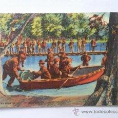 Cartes Postales: POSTAL MILITAR, EJERCITO ESTADOS UNIDOS. Lote 32167058