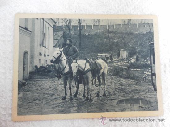 POSTAL. DIVISIÓN AZUL. (Postales - Postales Temáticas - II Guerra Mundial y División Azul)