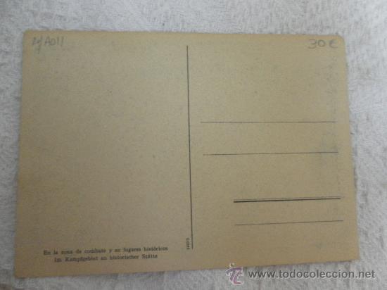 Postales: Postal. División Azul. - Foto 2 - 35471668