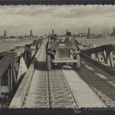Postales: NORMANDIE - ARROMANCHES LES BAINS PORT DE LA LIBERATION 1944 -ED. FOTO CHEVROT - (14.552). Lote 36578276