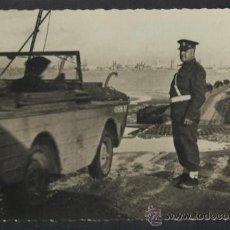 Postales: NORMANDIE - ARROMANCHES LES BAINS PORT DE LA LIBERATION 1944 -ED. FOTO CHEVROT - (14.556). Lote 36578343