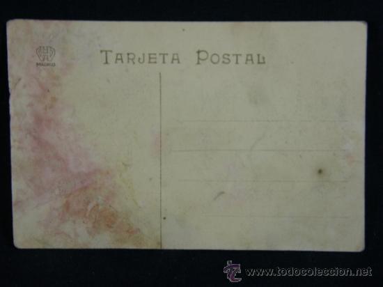 Postales: postal haciendo la batería Gabinete Fot de la Academia de Infantería colección 3ª - Foto 2 - 39001626