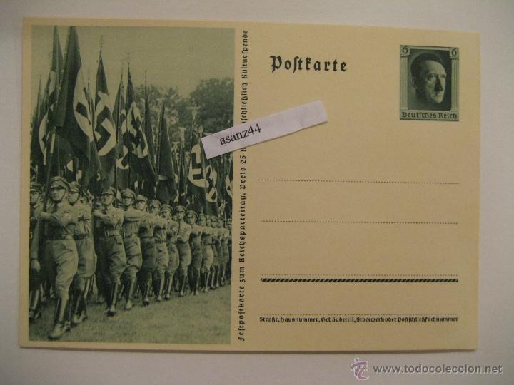 PROPAGANDA MILITAR, III REICH, II GUERRA MUNDIAL. (Postales - Postales Temáticas - II Guerra Mundial y División Azul)