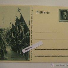 Postales: PROPAGANDA MILITAR, III REICH, II GUERRA MUNDIAL.. Lote 27909211