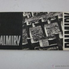 Postales: LIBRO DE 12 POSTALES DEL CEMENTERIO DE PALMIRY CERCA DE VARSOVIA. Lote 41410638