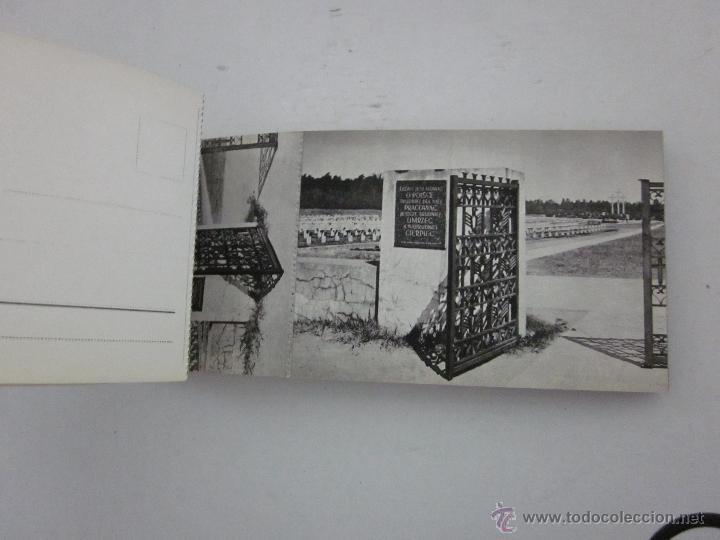 Postales: LIBRO DE 12 POSTALES DEL CEMENTERIO DE PALMIRY CERCA DE VARSOVIA - Foto 2 - 41410638