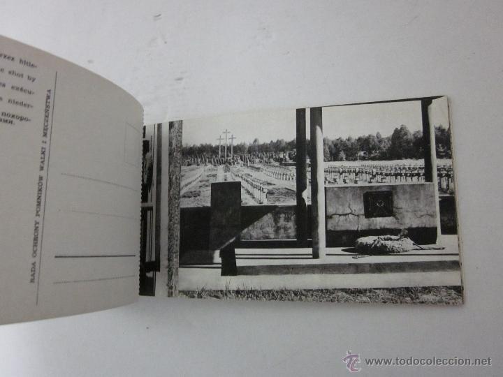 Postales: LIBRO DE 12 POSTALES DEL CEMENTERIO DE PALMIRY CERCA DE VARSOVIA - Foto 3 - 41410638