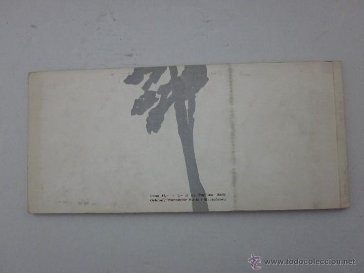 Postales: LIBRO DE 12 POSTALES DEL CEMENTERIO DE PALMIRY CERCA DE VARSOVIA - Foto 4 - 41410638