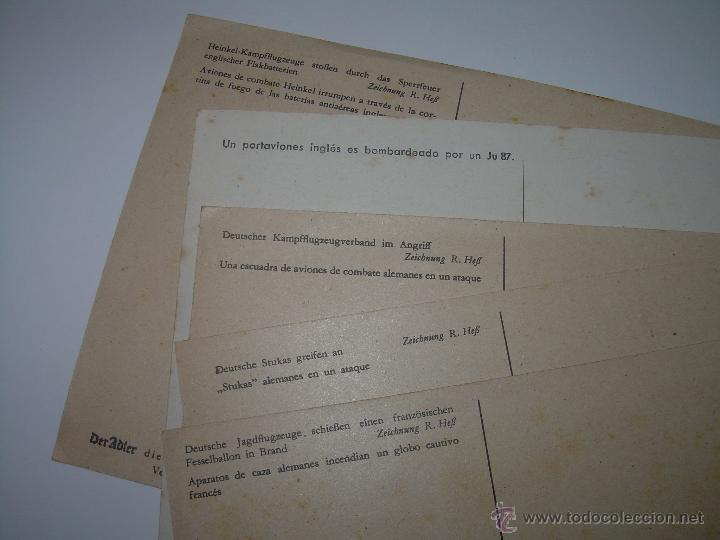 Postales: LOTE DE CINCO POSTALES. - Foto 4 - 42322145