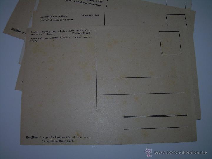 Postales: LOTE DE CINCO POSTALES. - Foto 5 - 42322145