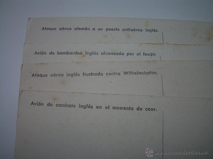 Postales: LOTE DE CUATRO POSTALES. - Foto 5 - 42322197