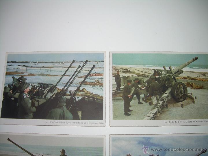 Postales: LOTE DE CUATRO POSTALES. - Foto 2 - 42322292