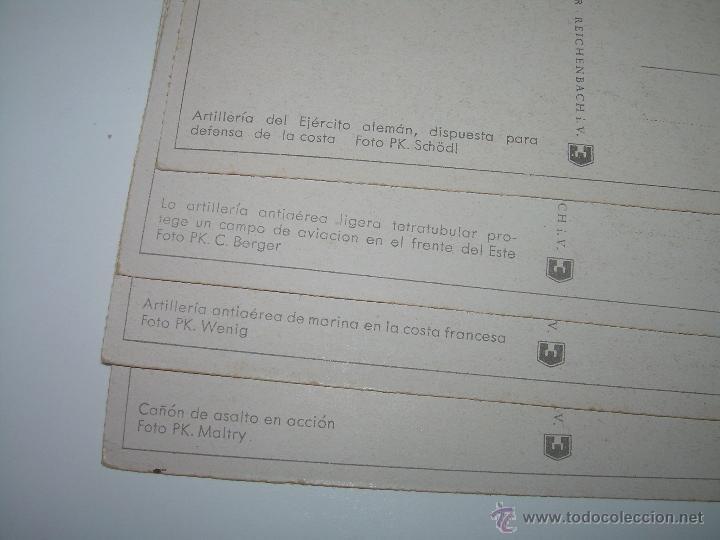 Postales: LOTE DE CUATRO POSTALES. - Foto 4 - 42322292