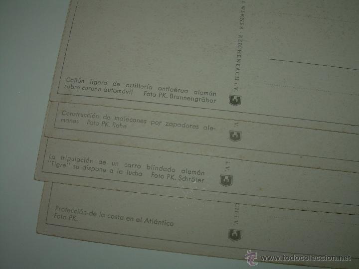 Postales: LOTE DE CUATRO POSTALES. - Foto 4 - 42322345