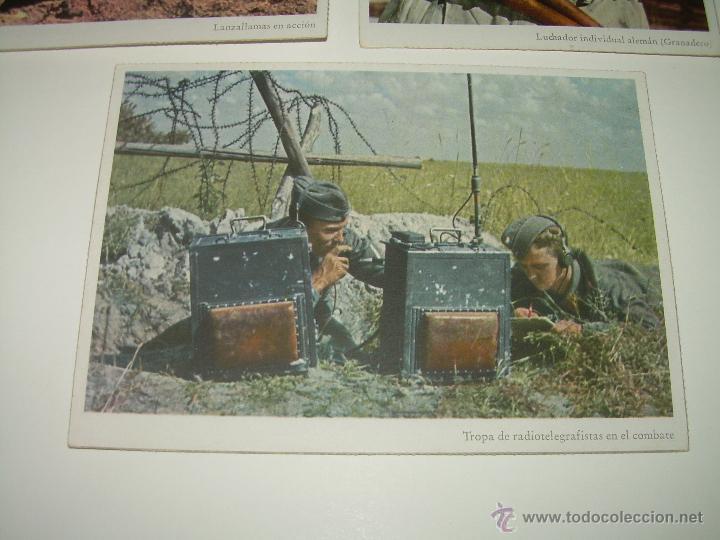 Postales: LOTE DE CINCO POSTALES. - Foto 4 - 42322384