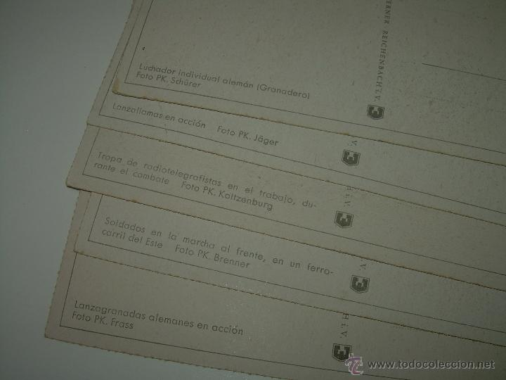 Postales: LOTE DE CINCO POSTALES. - Foto 5 - 42322384