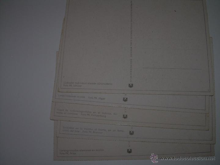 Postales: LOTE DE CINCO POSTALES. - Foto 6 - 42322384