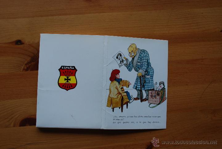 Postales: 20 POSTALES HUMORÍSTICAS DIVISIÓN AZUL - Foto 3 - 42879119