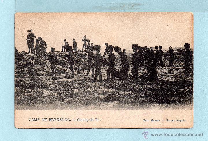 1252 TRES POSTALES DE CAMP DE BEVERLOO Y FRENTE ITALIANO ESCRITAS VER FOTOS (Postales - Postales Temáticas - II Guerra Mundial y División Azul)