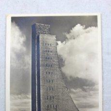 Postales: P- 11. TARGETA POSTAL ORIGINAL DE LA MARINA ALEMANA VISTA DE EHRENMAL AÑO 1936. Lote 46346266