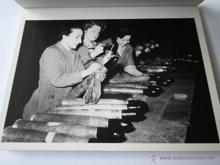Postales: LIBRO CON 30 POSTALES UNA NACIÓN EN GUERRA IMAGENES DE LA VIDA EN INGLATERRA DURANTE LA IGUERRA - Foto 2 - 46461082