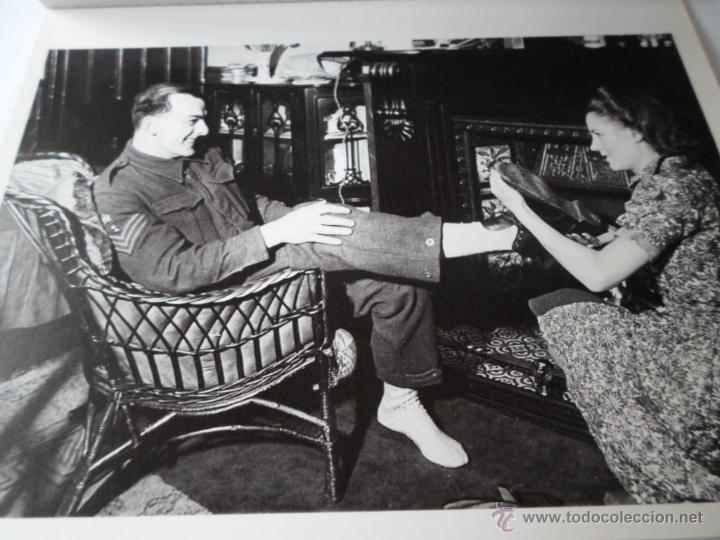 Postales: LIBRO CON 30 POSTALES UNA NACIÓN EN GUERRA IMAGENES DE LA VIDA EN INGLATERRA DURANTE LA IGUERRA - Foto 3 - 46461082