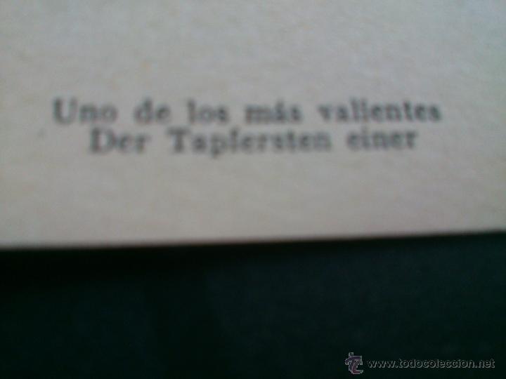 Postales: POSTALES Cartera de cartoncillo Voluntarios españoles frente al enemigo. División azul - Foto 5 - 46517709