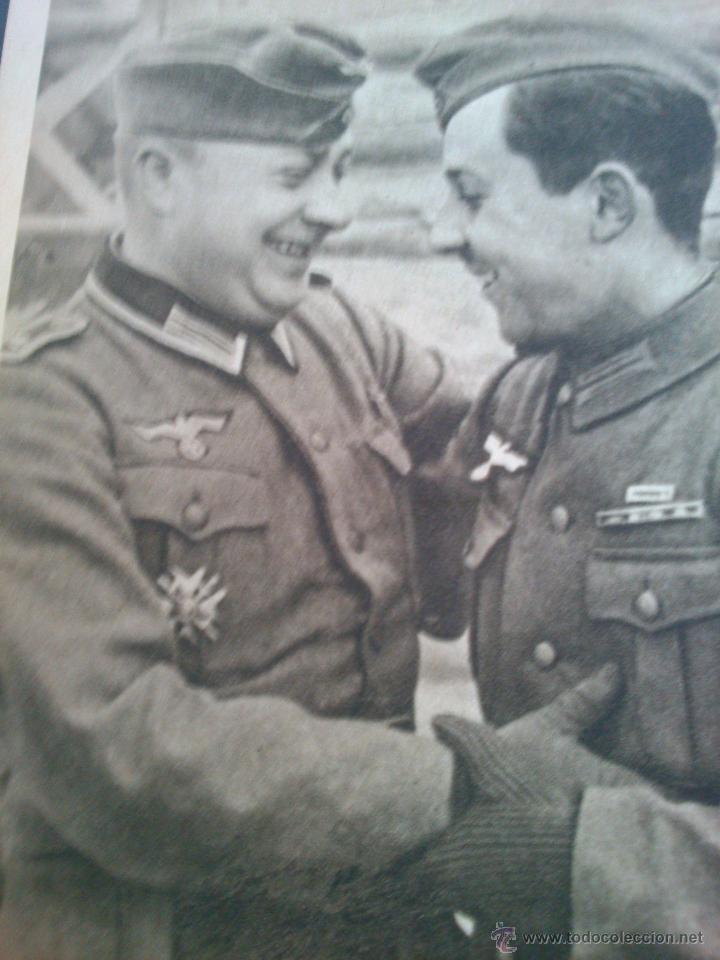 Postales: POSTALES Cartera de cartoncillo Voluntarios españoles frente al enemigo. División azul - Foto 6 - 46517709